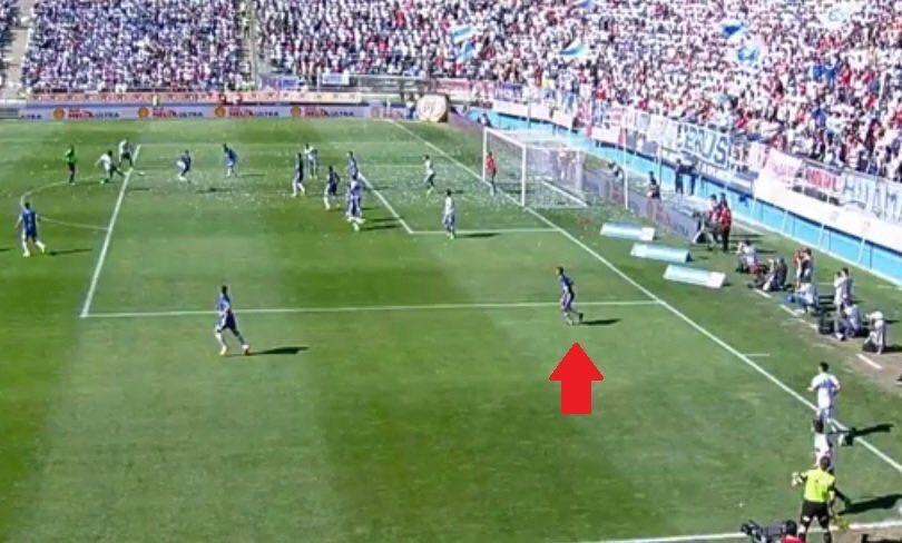 VIDEO | Este fue el gol que Bascuñán le anuló a la UC en el Clásico Universitario