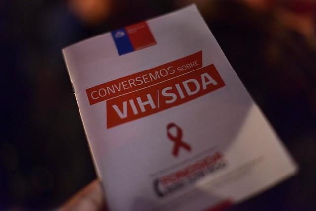 ISP: casos de VIH en Chile subieron un 45% entre 2010 y 2015
