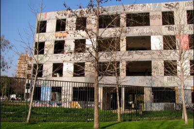 Desaparición de la Villa San Luis en Las Condes