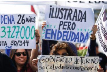Propuesta de Guillier para condonar el CAE beneficiaría sólo al 11% de los deudores