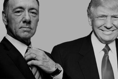 """Protagonistas de House of Cards: """"Con la locura de la administración de Trump, la serie no es tan demente"""""""