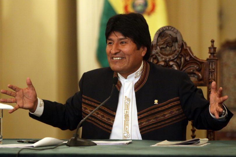 Evo Morales dice que acordó con ME-O bajar demanda en La Haya si sale electo presidente