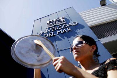 Cierre de la Universidad del Mar significó un costo de $46 mil millones al Estado