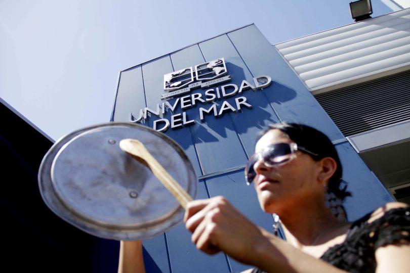 Más de 30 planteles de educación superior se han cerrado en los últimos seis años