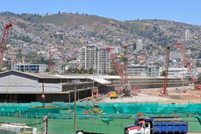 Informe preliminar de Unesco da luz verde a construcción de cuestionado Mall Barón en Valparaíso