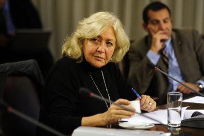 La categórica respuesta de Mónica González al ser consultada por la muerte de Agustín Edwards