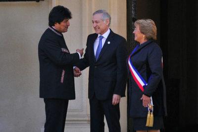La Moneda descartó reunión bilateral entre Evo Morales y Michelle Bachelet en Ecuador