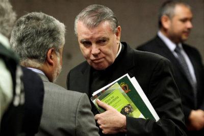 John O'Reilly fuera de Chile: Suprema rechaza recurso de sacerdote condenado por abuso de menores
