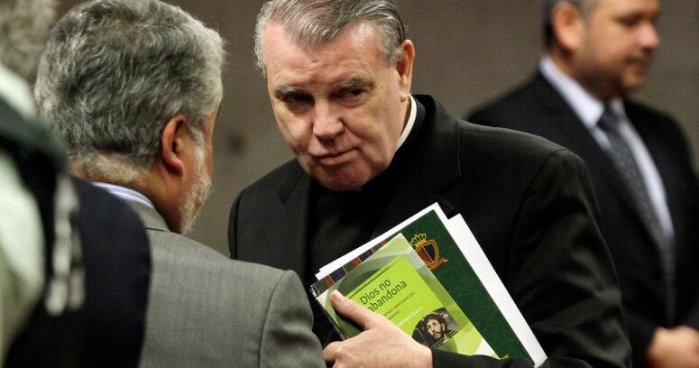 """""""John O'Reilly fuera de Chile: Suprema rechaza recurso de sacerdote condenado por abuso de menores"""""""