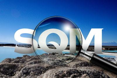 Fondo de pensiones británico demanda a SQM por pérdidas generadas por financiar campañas políticas