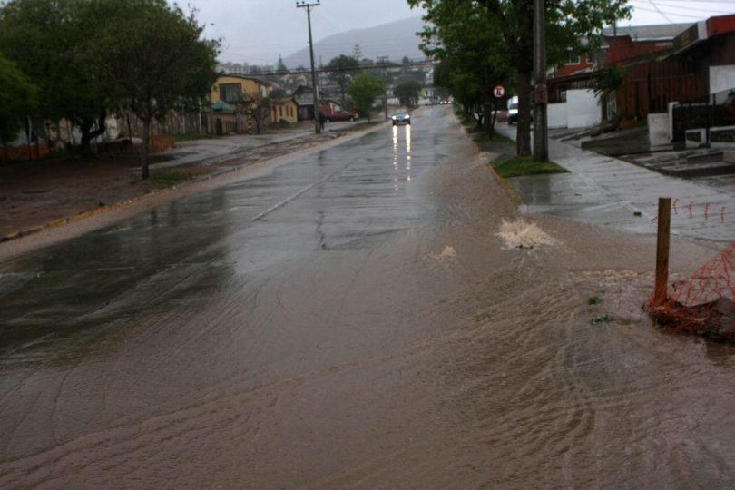 Lluvias en zona centro-norte: 17.807 personas afectadas y clases suspendidas en región de Coquimbo