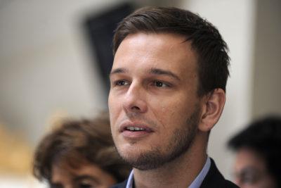 """Luis Larraín: """"Tuvo un costo estar asociado a Piñera, en el mundo de la diversidad sexual me trataron mal"""""""