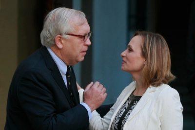 Ex ministro Jorge Burgos se une al comando de Goic para reforzar coordinación política