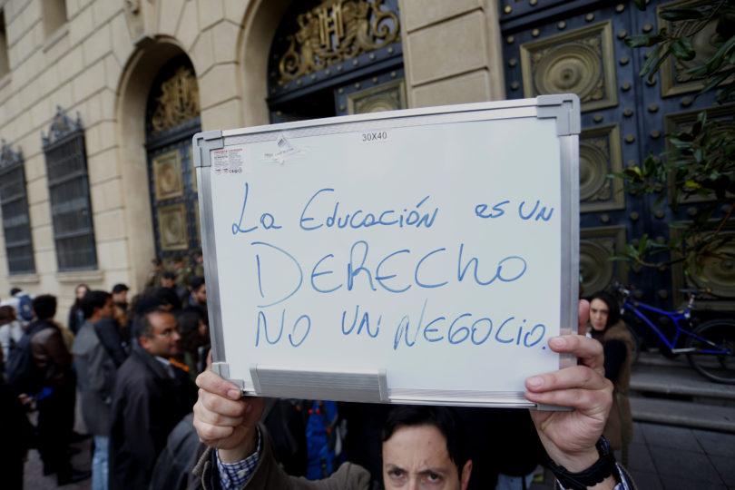 Realidad Chilena de la Educación Superior