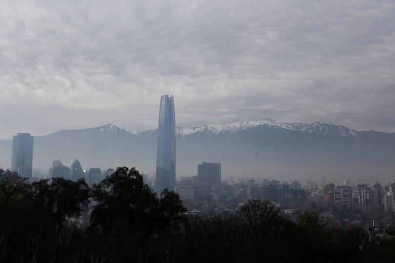 Intendencia Metropolitana decreta la primera alerta ambiental del 2017 este martes