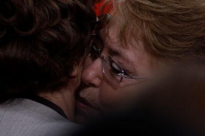 La carta más íntima y emotiva de Michelle Bachelet a su madre Ángela Jeria