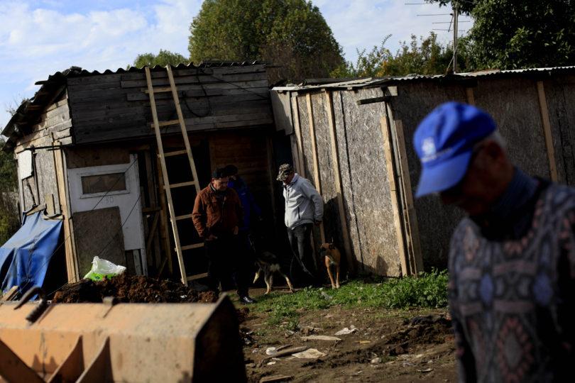 Pobreza, la más mortal de las enfermedades