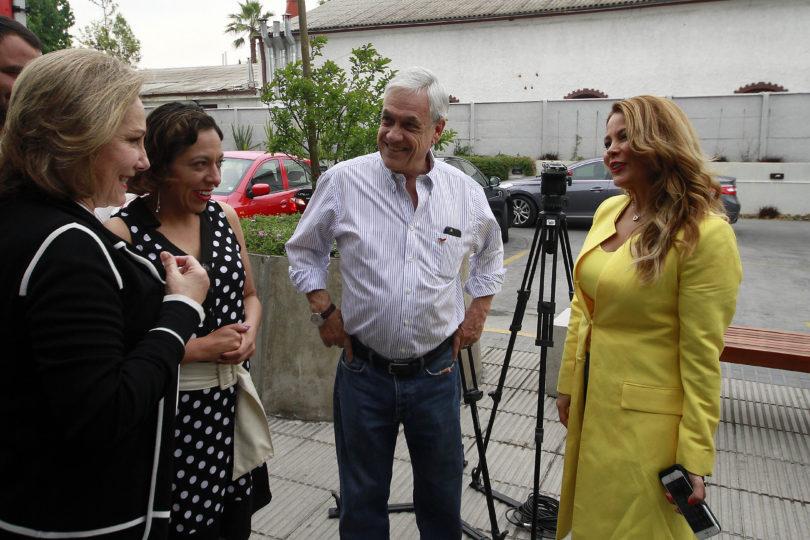 VIDEO |Cathy Barriga revive su mejor momento en Mekano y baila axé con Sebastián Piñera