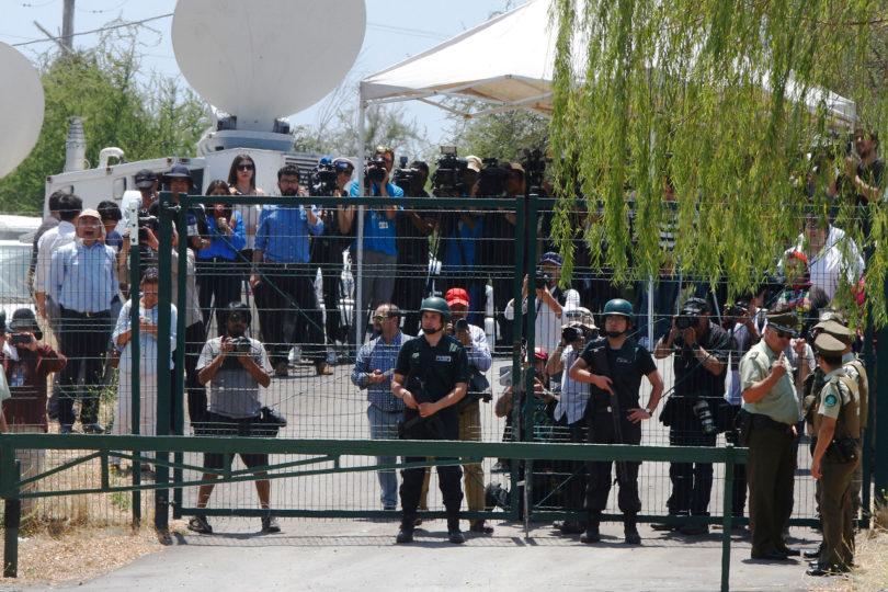 Hasta $3,2 millones de pesos de pensión para presos por DD.HH. en Punta Peuco