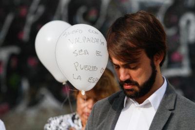 """Jorge Sharp nombra a """"guardián de la bohemia"""" para regular el carrete en Valparaíso"""