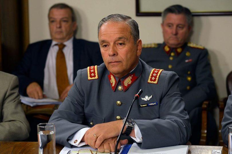 Hermano de comandante del Ejército queda con arresto domiciliario nocturno en caso de DD.HH.