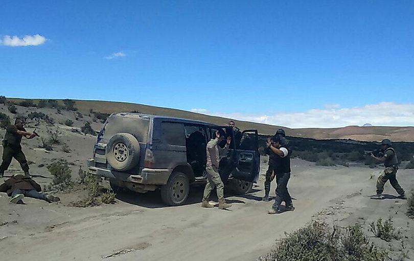 Fiscalía alcanza acuerdo con defensa de militares bolivianos detenidos para su liberación