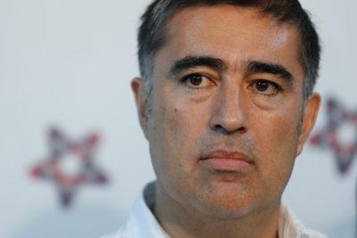"""Mario Desbordes: """"Soy diputado y presidente de un partido político, no soy funcionario de Gobierno"""""""