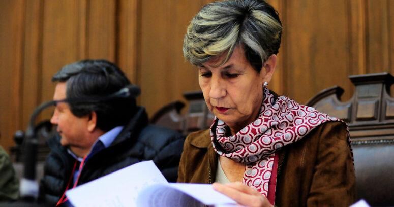 Isabel Allende se autodona $120 millones para financiar su campaña senatorial