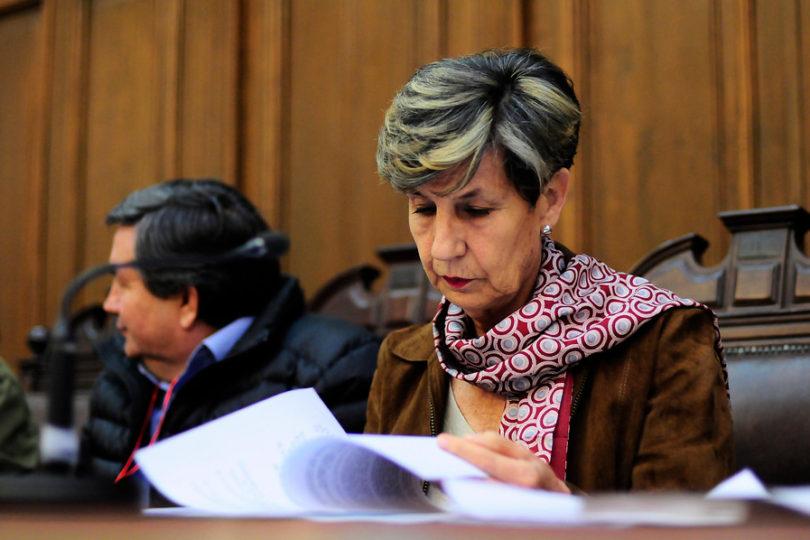 """Allende: """"Codelco requiere certezas y normas claras a la hora de desarrollar su labor"""""""