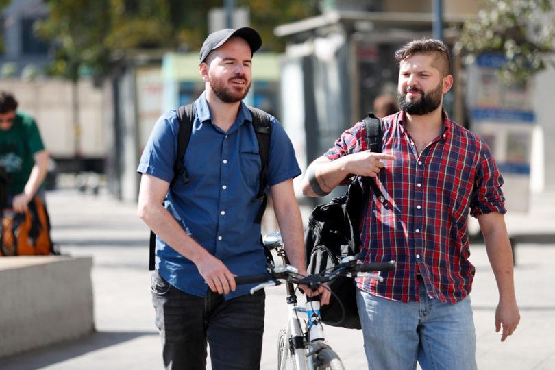 VIDEO | Boric y Jackson llaman al Gobierno a cumplir su promesa de rebajar dietas parlamentarias