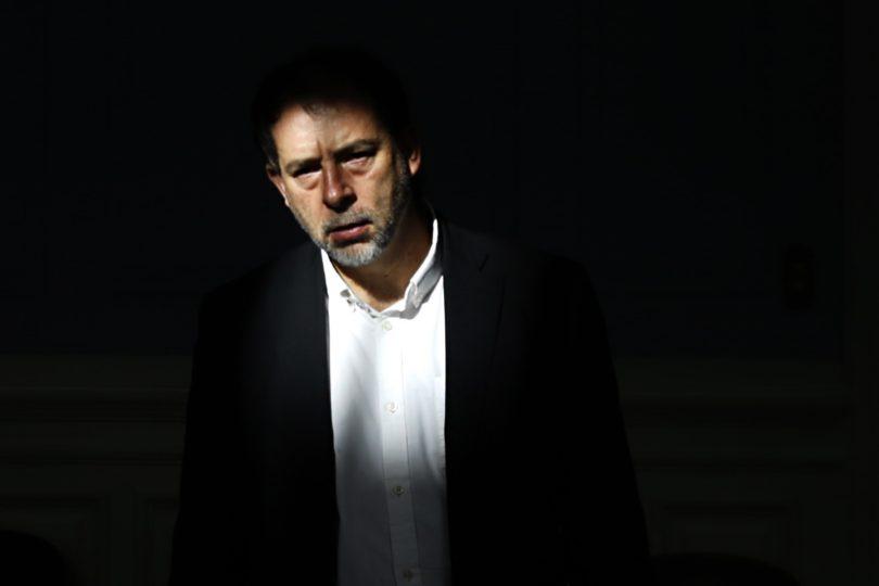 """Empresario que increpó a Girardi saca la voz y acusa """"uso mediático"""" del senador PPD"""
