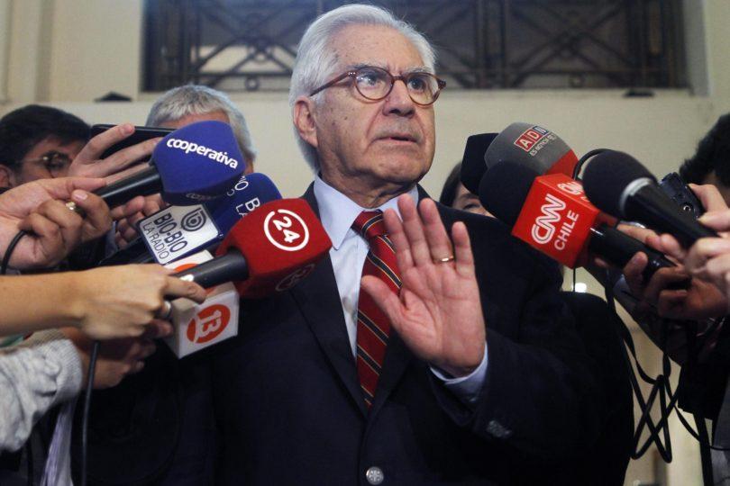 """Mario Fernández: """"No doy por muerta a la Nueva Mayoría"""""""