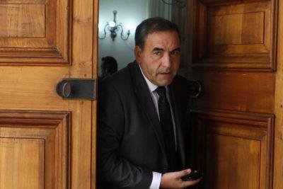 """Inversiones PS: Espinoza exige disculpas y acusa a comisión de someter al partido """"al escarnio público"""""""