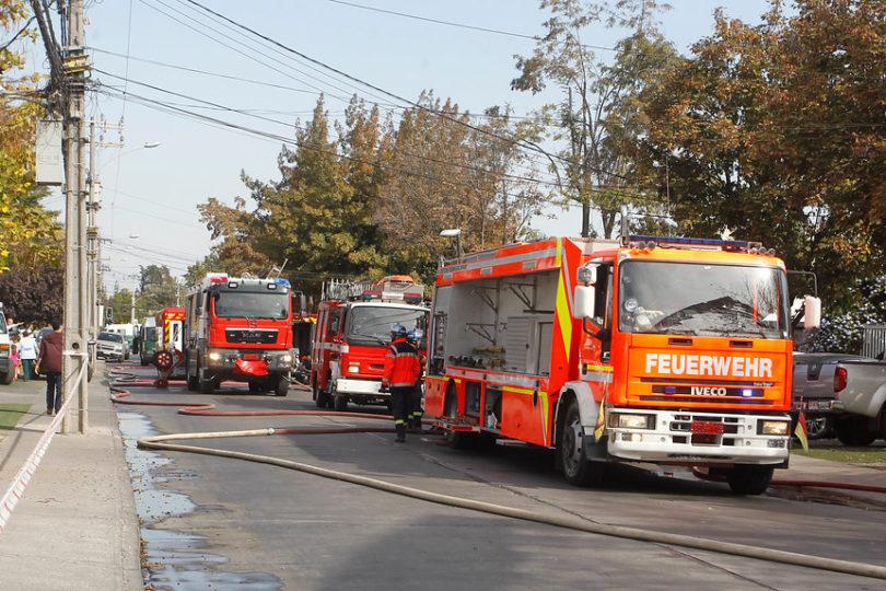 Nuevos cobros irregulares de Bomberos de Coronel: pedían reposición de mangueras tras incendios