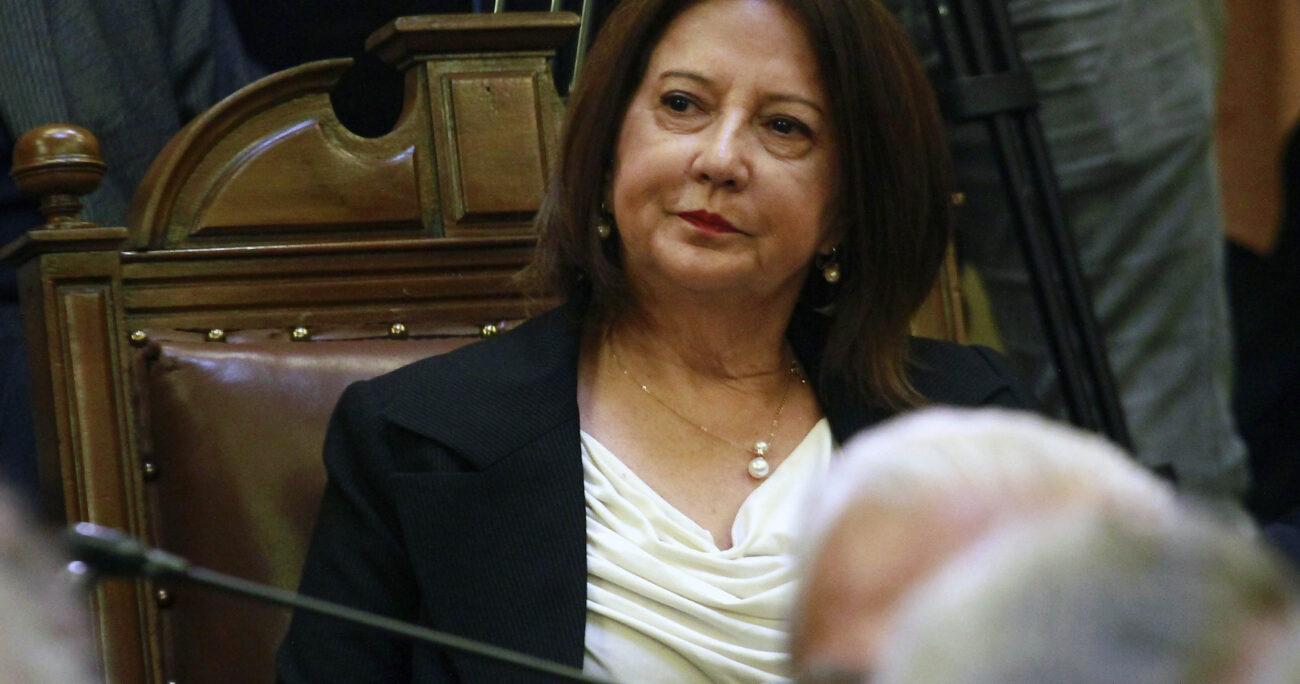 DC sondea a Soledad Alvear para regresar al Congreso