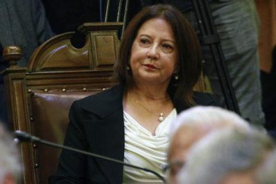 DC sondea a Soledad Alvear para que se presente como candidata al Congreso