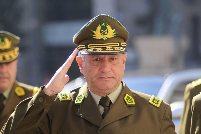 Fraude en Carabineros: informe pediría el despido de Bruno Villalobos