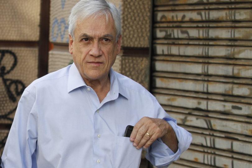 """Piñera y su competencia en primera vuelta: """"Es posible que tenga opción el Frente Amplio"""""""