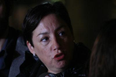 """Beatriz Sánchez: """"No es natural que estemos haciendo bingos para que una persona sobreviva"""""""
