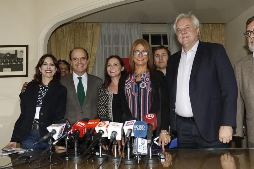 Chile Vamos oficializa primarias con Piñera, Ossandón y Felipe Kast ante el Servicio Electoral