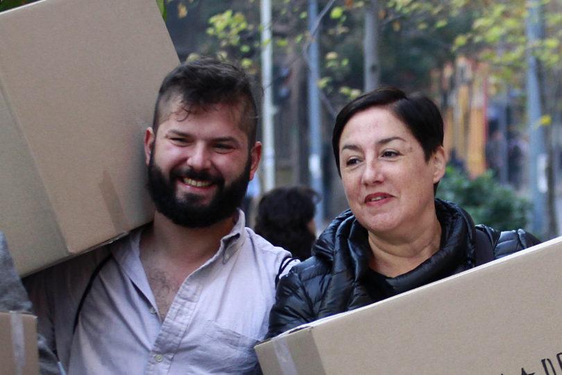 Boric para en seco a los críticos de Bea Sánchez y la defiende por su participación en Tolerancia 0