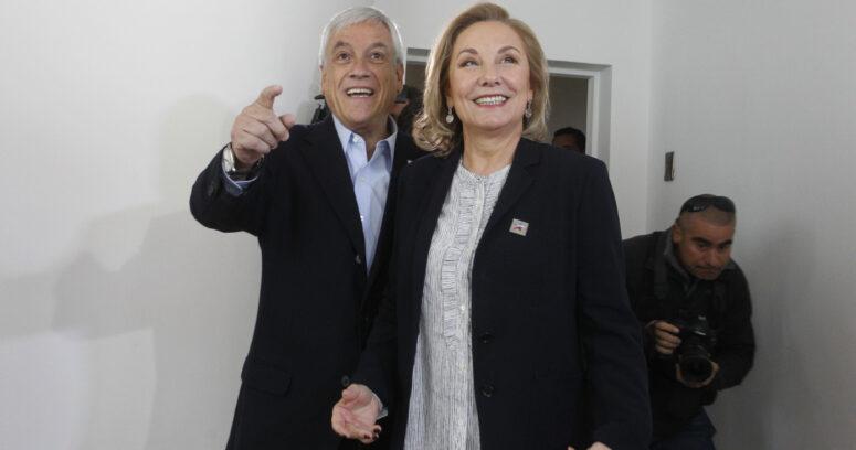 """""""Cecilia Morel sale a defender a Piñera por su patrimonio:"""