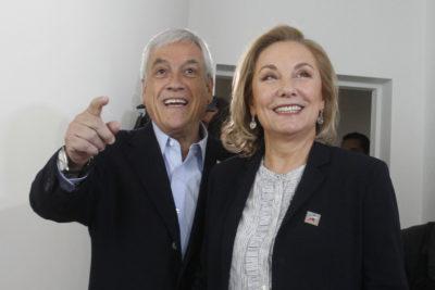 Piñera incluirá inversiones en extranjero en fideicomiso ciego y anuncia que Cecilia Morel e hijos se sumarán
