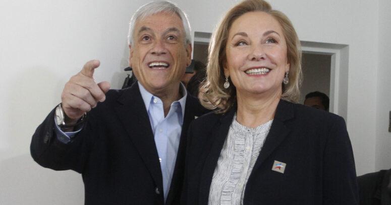 """""""Piñera incluirá inversiones en extranjero en fideicomiso ciego y anuncia que Cecilia Morel e hijos se sumarán"""""""