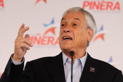 El candidato Piñera y su negativa a la Homoparentalidad