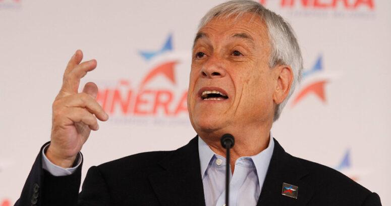 """""""Piñera saca la voz por su pospuesto fideicomiso ciego:"""