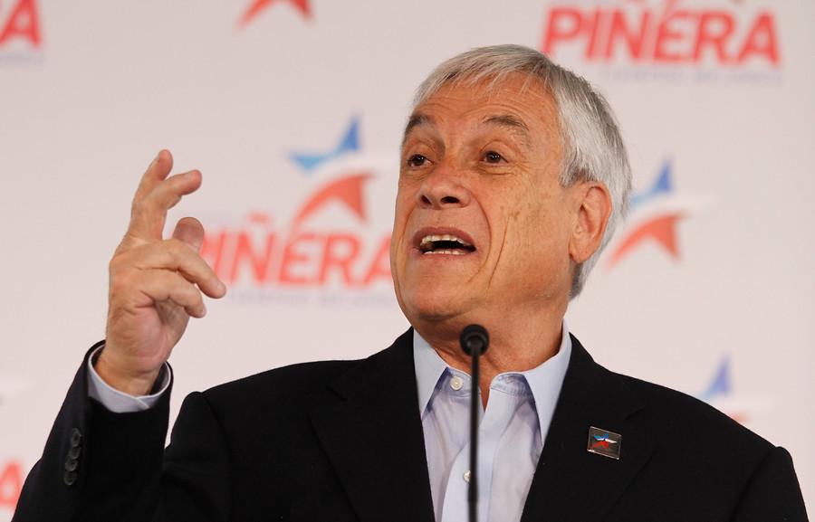 """Piñera y pospuesto fideicomiso: """"Voy a ir más allá de la ley"""""""