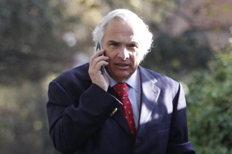"""Chadwick resta importancia a inversiones de Piñera en Islas Vírgenes: """"Es un tema superado, del pasado"""""""