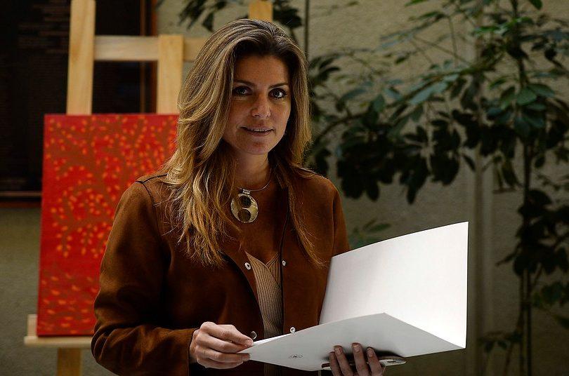 """Andrea Molina: """"Ahora que Guillier es candidato del PC queremos saber su postura sobre Venezuela"""""""