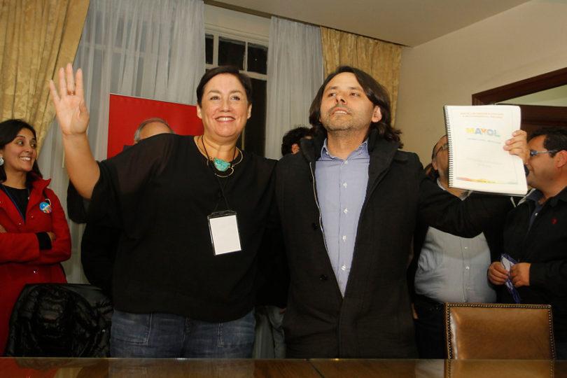 Frente Amplio inscribió primarias entre Beatriz Sánchez y Alberto Mayol en el Servicio Electoral